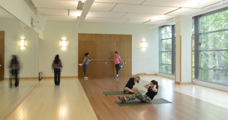 Kite-0819-URI Wellness Center-Interior-Mind Body