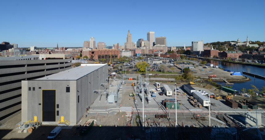 Kite-1520- National Grid South Street Substation-Site View