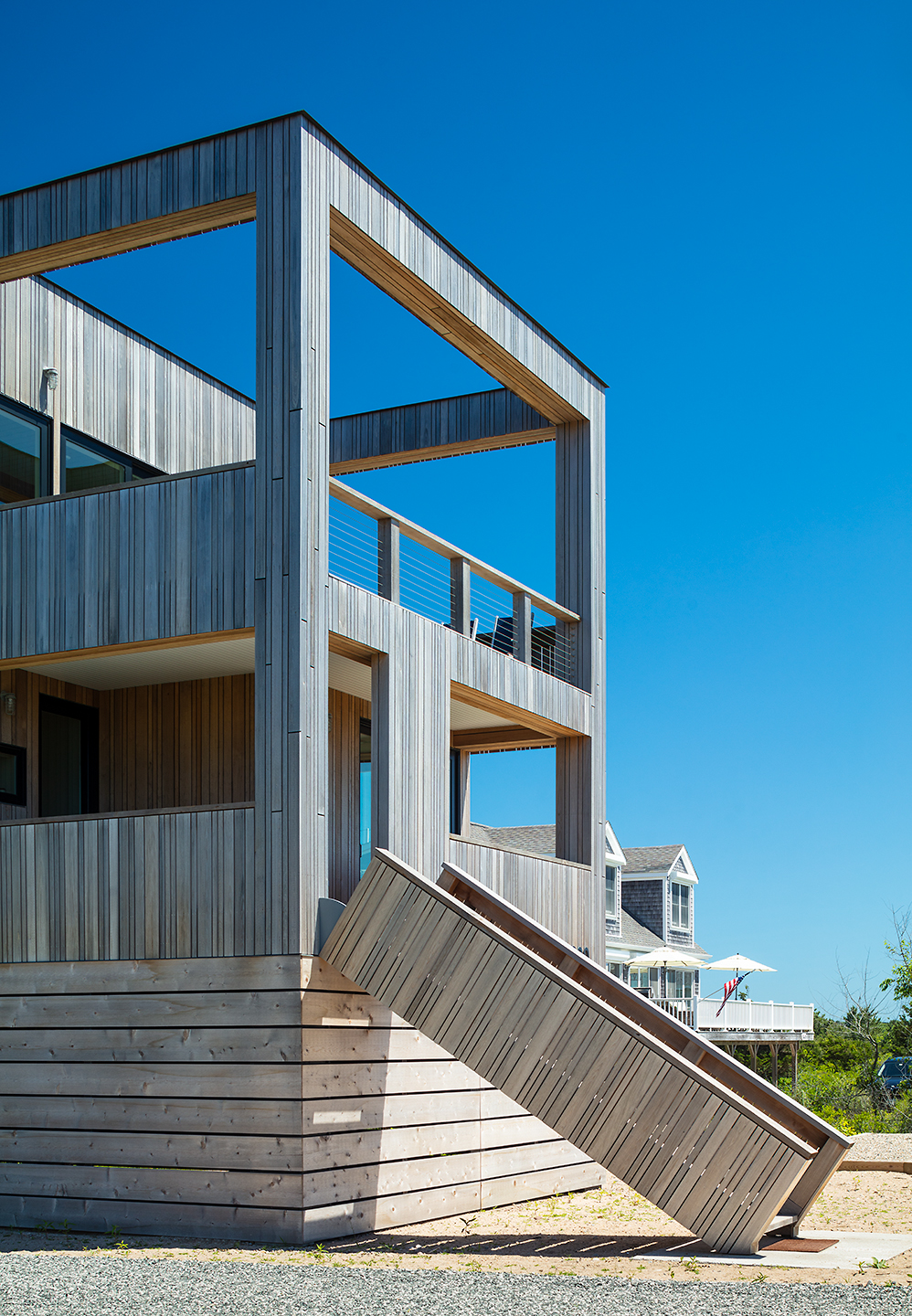Kite-1614-Charlestown-beach-house-modern-stair