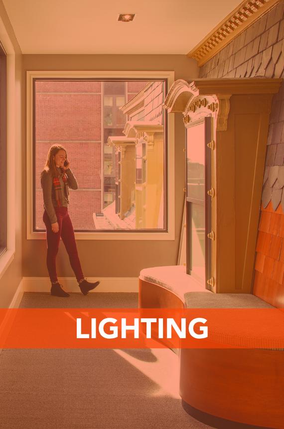 KITE Architects Building Environment Effectiveness Lighting Study